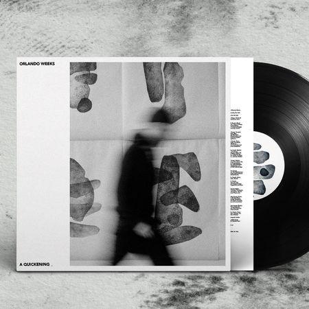 Orlando Weeks: A Quickening: Black Vinyl
