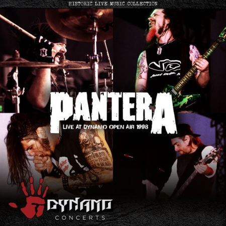 Pantera: Live At Dynamo Open Air 1998