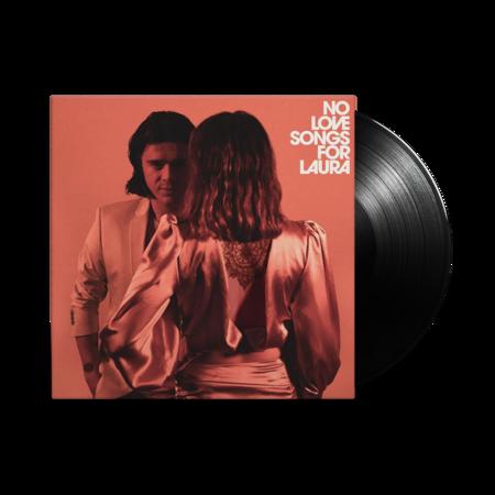 Kyle Falconer: No Love Songs For Laura: Signed Black Vinyl 2LP