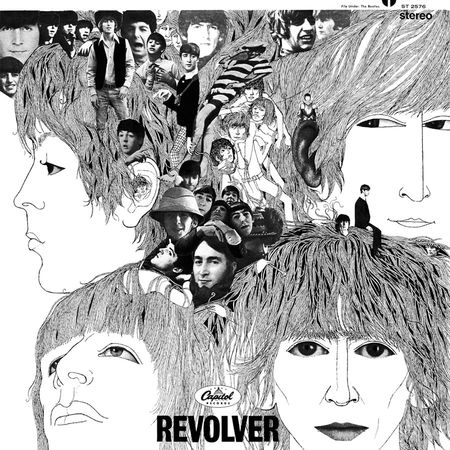 The Beatles: Revolver (USA VERSION)