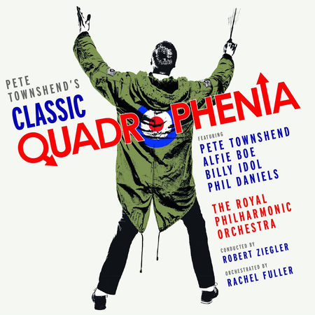 Pete Townshend: Pete Townshend's Classic Quadrophenia (CD / DVD)