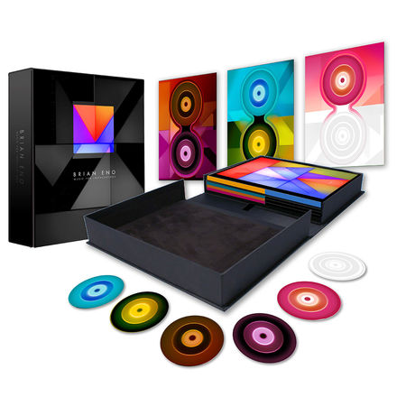Brian Eno: Music For Installations (6 CD Super Deluxe)