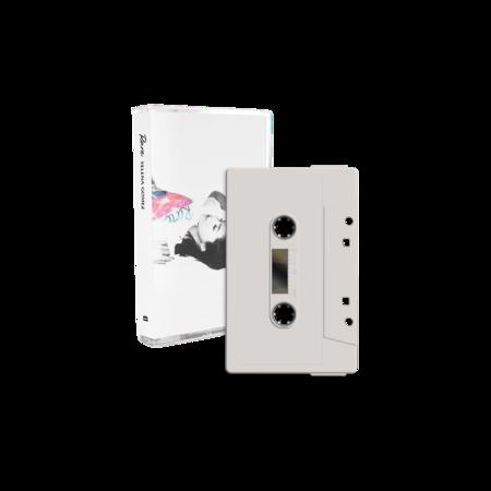 SelenaGomez: Rare White Cassette - UK Exclusive