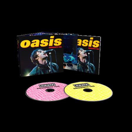 Oasis: Knebworth 1996: 2CD