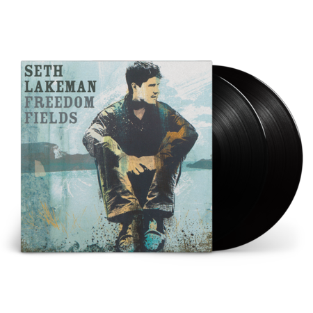 Seth Lakeman: Freedom Fields (Anniversary Edition): Black Vinyl 2LP