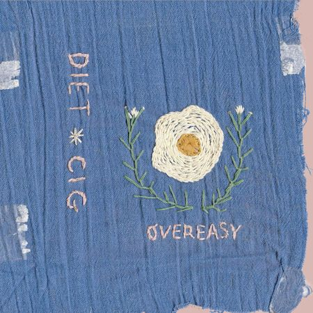 Diet Cig: Over Easy (Limited Green Eggs & Ham Colored Vinyl)