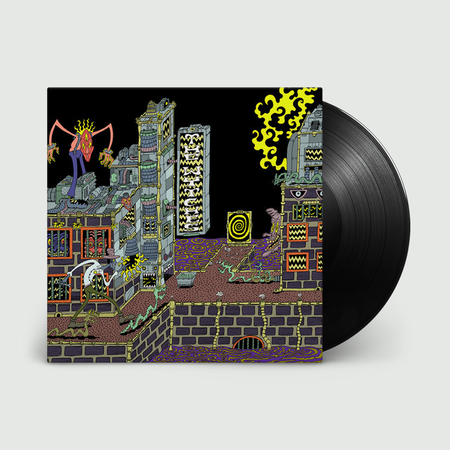 The Wytches: Three Mile Ditch: Black Vinyl