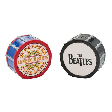 The Beatles: Sgt Pepper Salt And Pepper Set