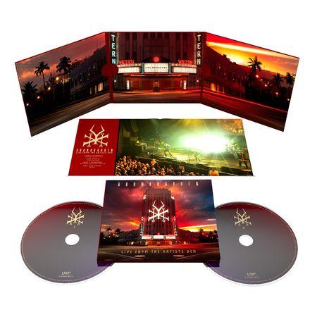 Soundgarden: Live At The Artist's Den (2CD)