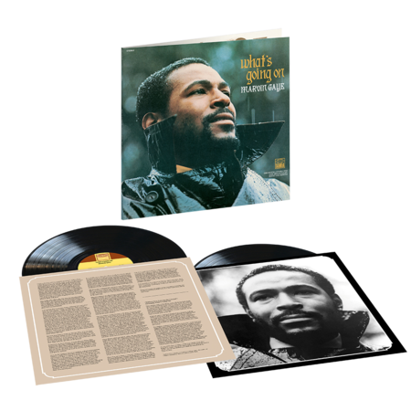 Marvin Gaye: What's Going On: 50th Anniversary Edition 2LP