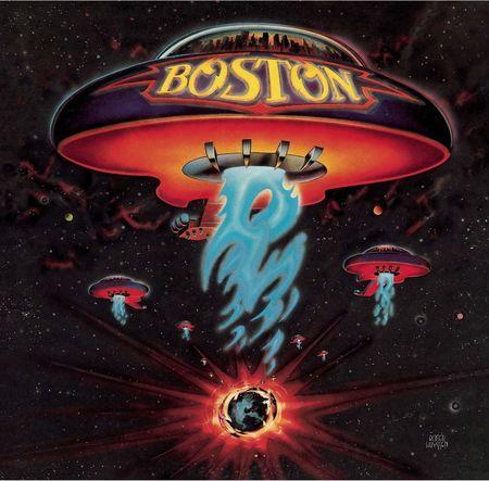 Boston: Boston: Vinyl LP