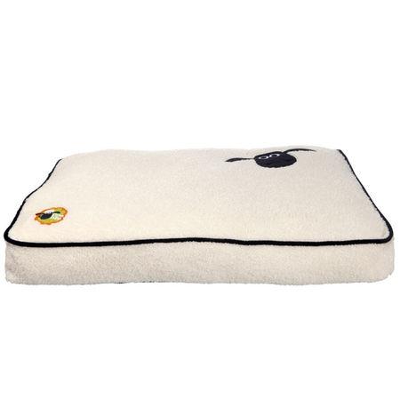 Shaun the Sheep: Pet cushion, angular 80 × 55cm