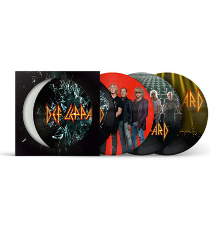 Def Leppard: Def Leppard: Limited Edition Picture Disc