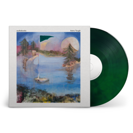 audiobooks: Astro Tough: Limited Edition Eco-Mix Recycled Vinyl LP