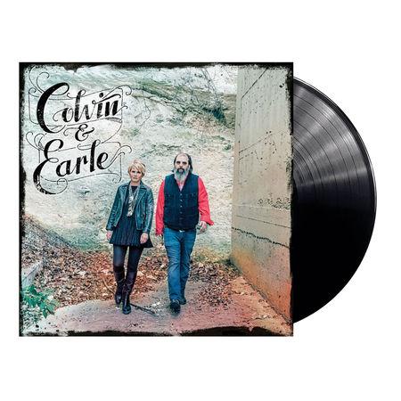 Shawn Colvin & Steve Earle: Colvin & Earle