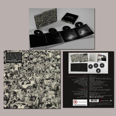 George Michael: Listen Without Prejudice Vol. 1: Deluxe Edition
