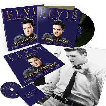 Elvis Presley: The Wonder of You: Elvis Presley with The Royal Philharmonic Orchestra (Deluxe Edition)