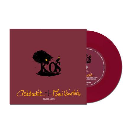 k-os: Crabbuckit (Maroon Colour 7
