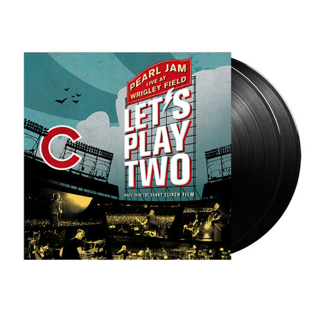 Pearl Jam : Let's Play Two (2LP)