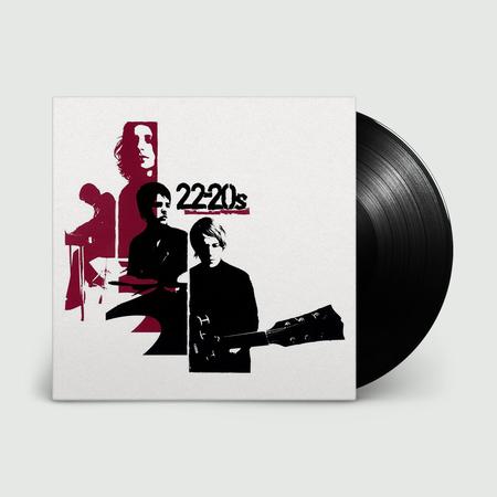 Twenty-Two-Twenties (22-20s): Twenty-Two-Twenties (22-20s): 180gm Black Vinyl
