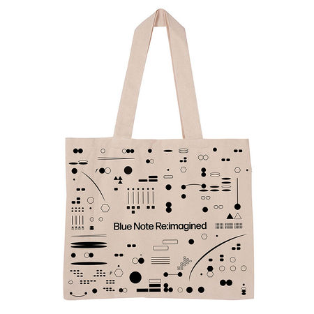Blue Note: Blue Note Re:Imagined Tote