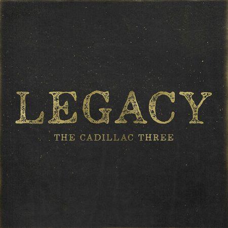The Cadillac Three: Legacy Vinyl
