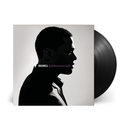 Maxwel: BLACKsummers'night (2009): Vinyl LP