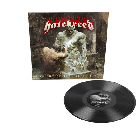 Hatebreed: Weight Of The False Self: Limited Edition Gatefold Vinyl