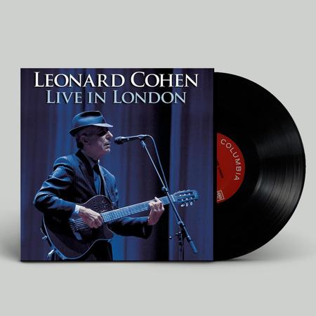 Leonard Cohen: Live In London