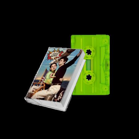 Lana Del Rey: Norman Fucking Rockwell! Lime Green Cassette