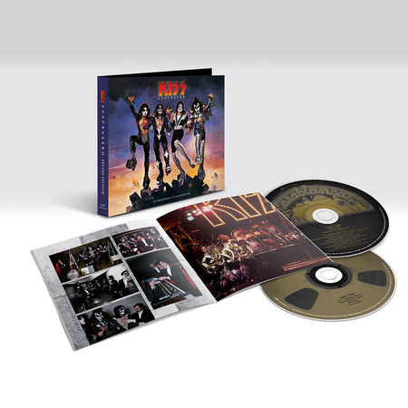 Kiss: Destroyer - 45th Anniversary: 2CD