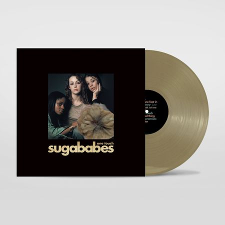 Sugababes: One Touch: 20th Anniversary Edition Gatefold Gold Vinyl LP