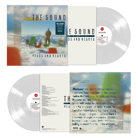 The Sound: Heads & Hearts: Limited Edition Clear Vinyl