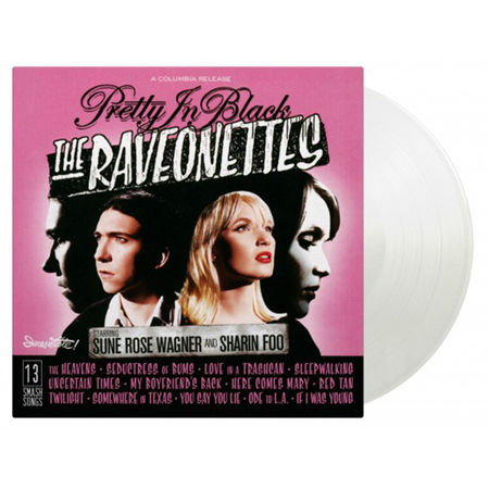 The Raveonettes: Pretty In Black: Limited Edition Crystal Clear Vinyl