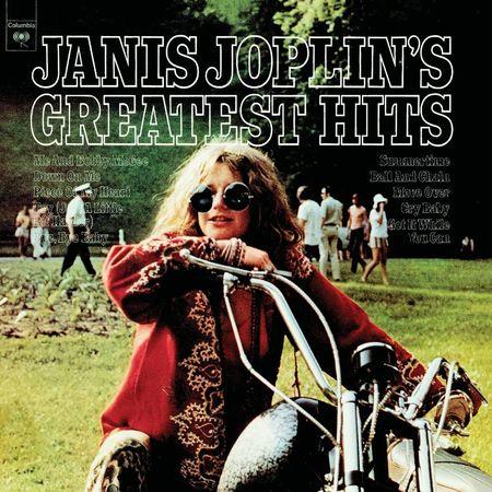 Janis Joplin: Janis Joplin's Greatest Hits: Vinyl LP