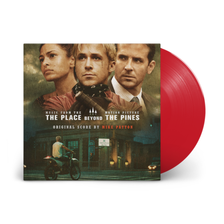 Original Soundtrack: Place Beyond The Pines: Limited Edition Red Vinyl