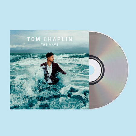 Tom Chaplin: The Wave <br> (Standard CD)