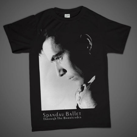 Spandau Ballet: Iconic Photo 'John' T-Shirt
