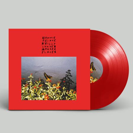 Bonnie 'Prince' Billy: I Made A Place: Transparent Red Vinyl