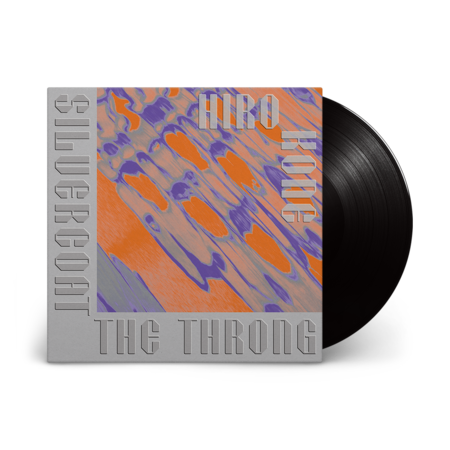 Hiro Kone: Silvercoat The Throng: Black Vinyl LP