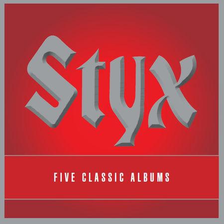 Styx: 5 Classic Albums