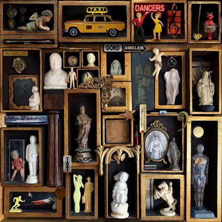 Gord Sinclair: Taxi Dancers (LP)