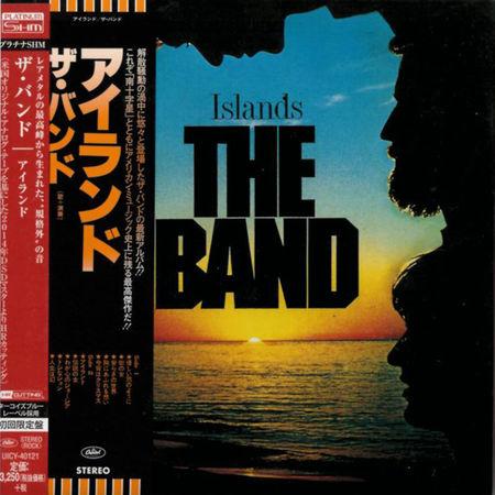 The Band: Islands: Platinum SHM-CD