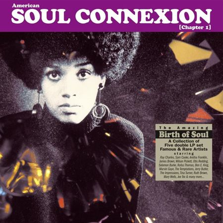 Various Artists: American Soul Connexion - Chapter 1