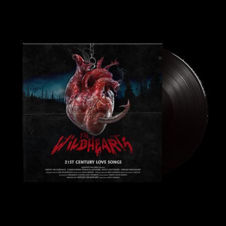 The Wildhearts: 21st Century Love Songs: Black Vinyl LP