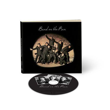 Paul McCartney & Wings: Band on the Run – CD Digipack