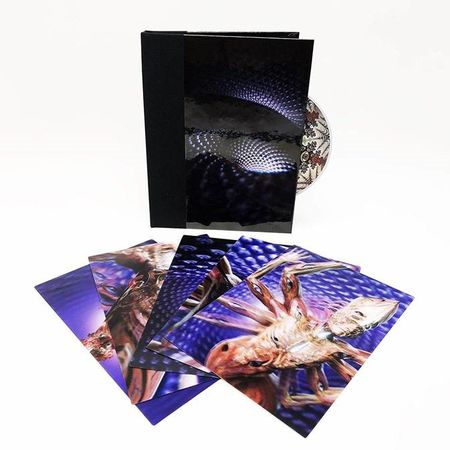 Tool: Fear Inoculum: Limited Expanded Edition Lenticular CD