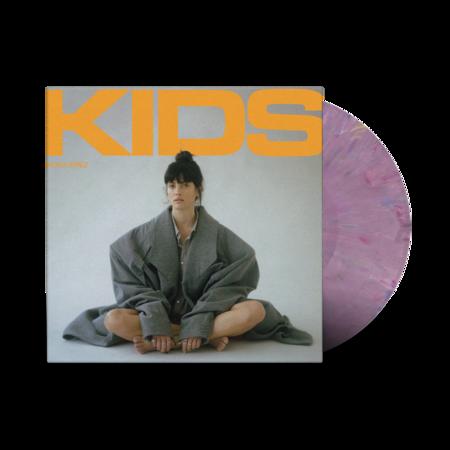 Noga Erez: KIDS: Limited Edition Random Colour Vinyl LP