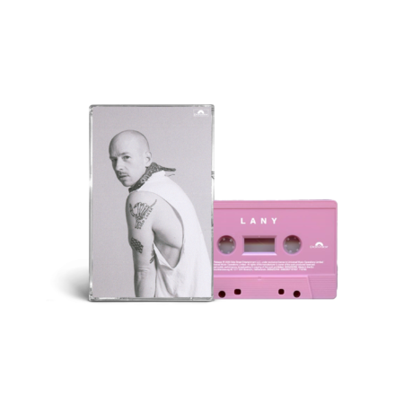 """LANY: """"mama's boy"""" collectible cassette 4/4: les"""