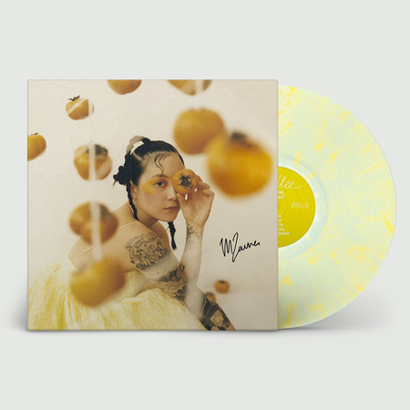 Japanese Breakfast: Jubilee: Signed Exclusive Clear + Yellow Swirl Vinyl